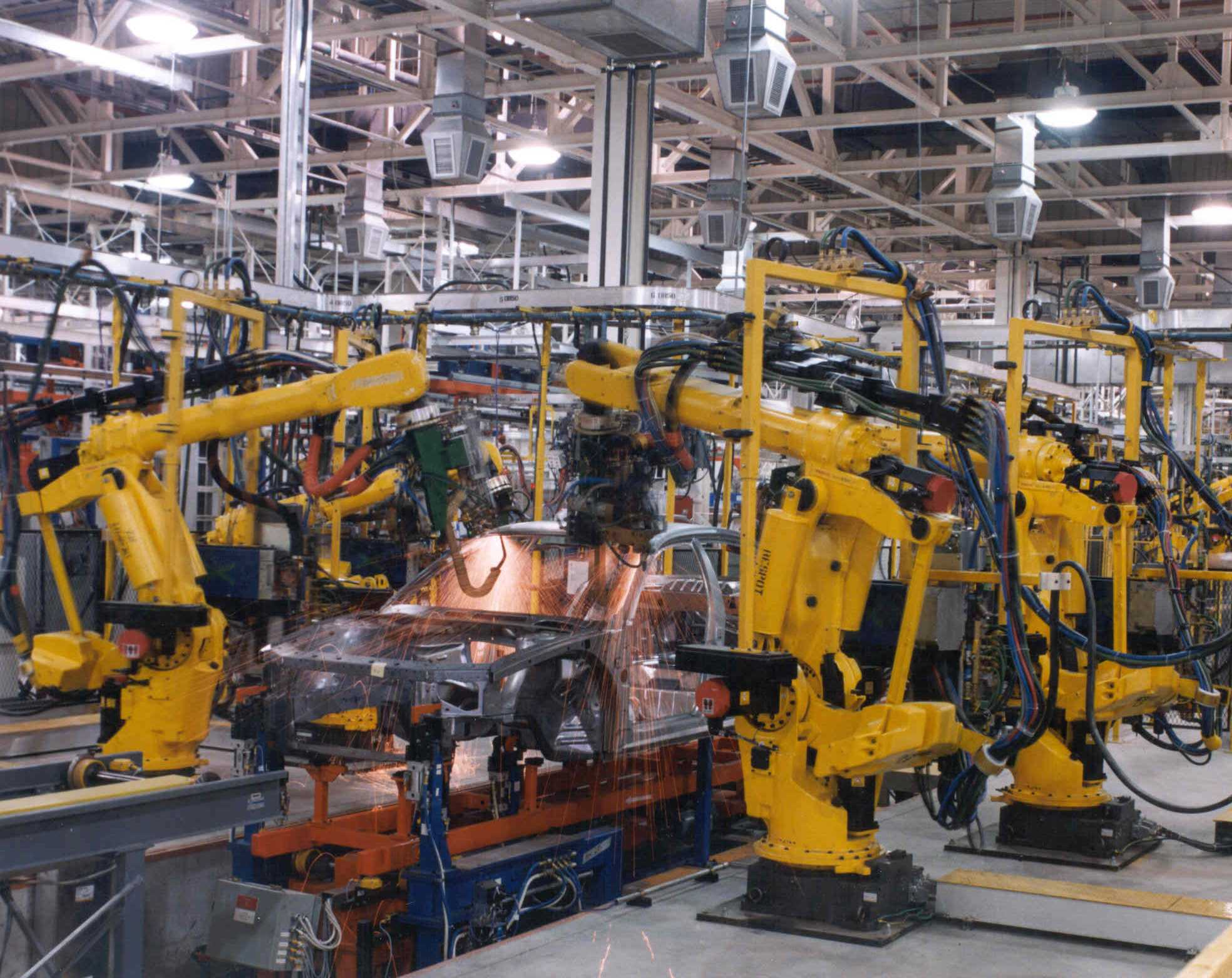 Milwaukee Wi Industrial Automated Equipment Manufacturer